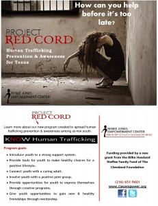 Full Page Informational Flyer PRC Prevention Track